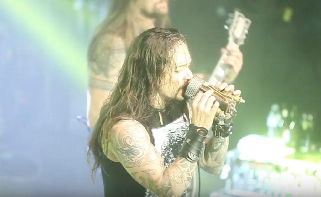 """Amorphis nousi lavalle Swallow The Sunin Mikko Kotamäen kanssa: kuuntele kuinka bändiltä sujuu """"Black Winter Days"""" livenä"""