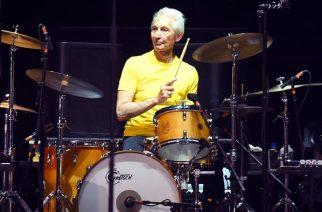 "The Rolling Stones rumpali Charlie Watts julkaisee uuden ""Big Band"" -livealbumin"