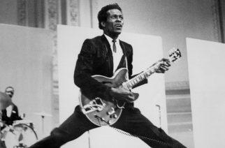 Rock 'n' roll -legenda Chuck Berryn postuumisti julkaistavalta uutuusalbumilta julkaistu uusi kappale