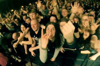 Gojira Magma-tour 2017 -video
