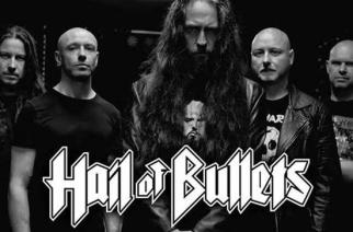 Hail Of Bullets lopetaa (2006-2017)