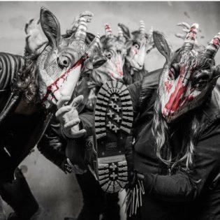 Milking The Goatmachinen uusi musiikkivideo katsottavissa