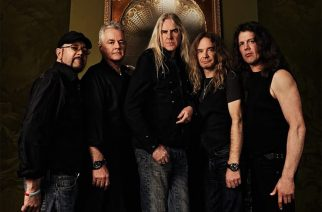 """Saxonin laulaja Biff Byford: """"Olemme nauhoittaneet tulevalle albumille jo seitsemän kappaletta"""""""