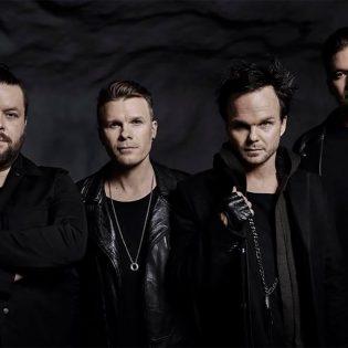 The Rasmus -promokuva 2017