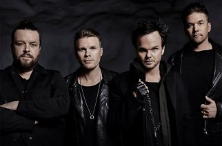 The Rasmus -promokuva 2017