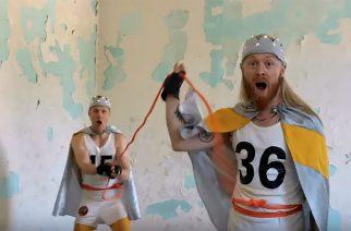 "Wöyh! ""V4RHE"" -musiikkivideo"