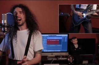 """Anthony Vincentin käsittelyssä Red Hot Chili Peppersin """"Give It Away"""": tältä yhtyeen klassikko kuulostaisi Kornin, Slipknotin tai Guns N´ Rosesin käsittelyssä"""