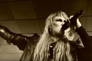 Battle Beastin Saksan konsertista nähtävissä fanien kuvaamaa videomateriaalia