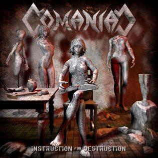 "Arvostelussa thrashbändi Comaniacin levy ""Instruction For Destruction"""