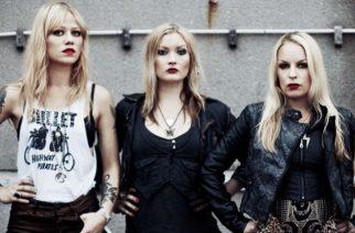 Entisiltä Crucified Barbaran sekä Deathstarsin jäseniltä uusi yhtye The Heard: ensimmäinen lyhyt näyte kuunneltavissa
