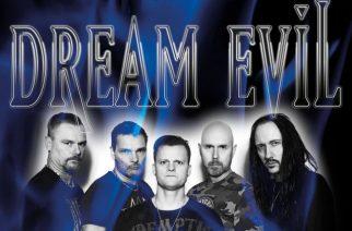 Dream Evilin uusi kappale kuunneltavissa ensi viikolla ilmestyvältä albumilta