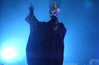 """Ghost esitti ensimmäistä kertaa livenä """"Biblen"""": livevideo keikalta katsottavissa"""