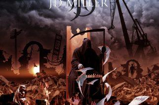 """Hyvän ja pahan taistelu maailmassa JD Millerin """"World War X:n"""" tulkitsemana"""