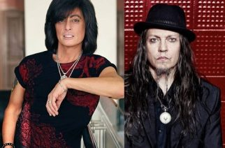 Raskaan metallin monitaituri Peter Tägtgren ja entinen Rainbow/Deep Purple-laulaja Joe Lynn Turner työstävät yhteistä albumia