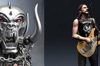 Motörheadin Lemmysta ja Warpig-logosta tekeillä uudet pienoispatsaat