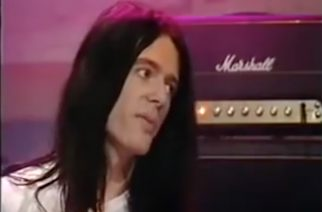 "Napalm Death - ""What's That Noice"" -ohjelmassa 1989"
