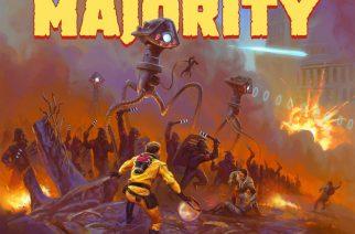 """Aikamatkaaja suoraan heavyn syntyajoilta – Operation Majorityn """"Escape From Humanity"""""""