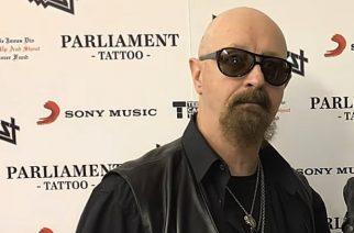Rob Halfordilta päivitystä tulevaan Judas Priestin albumiin liittyen: nauhoitukset loppusuoralla