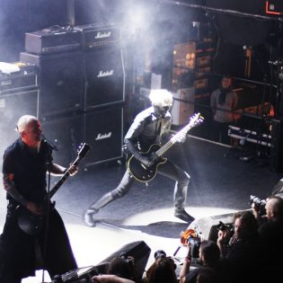 Pääsiäismessua julistettiin jälleen Oslon Inferno Metal Festivalilla