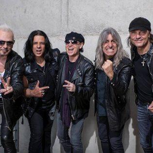 Scorpions 2017