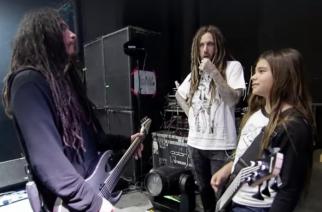 Kornin kitaristi kertoo syyn Robert Trujillon 12-vuotiaan pojan valintaan basistiksi