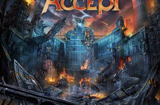 """Accept tykittää perusvarmoin ottein """"The Rise of Chaos"""" -albumillaan"""