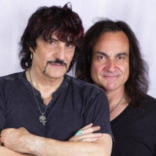 Legendaariset rumpaliveljekset Carmine ja Vinny Appice julkaisevat lokakuussa uuden albumin
