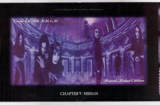 Metallikrypta osa 3: Cradle Of Filth imi minut metalliin