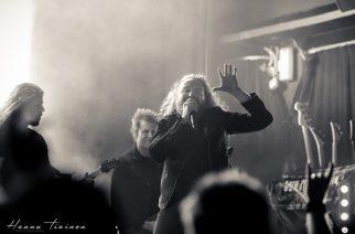 Arch Enemystä ja Armageddonista tuttu kitaristi Christopher Amott vahvistamaan Dark Tranquillityn rivejä
