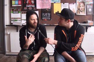 """KaaosTV:n videohaastattelussa Decapitatedin Vogg: """"Jotkin albumit on tarkoitettu soitettavaksi kokonaisuudessaan"""""""