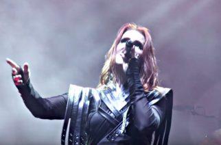 "Epicalta Pariisissa kuvattu livevideo ""Dancing In A Hurricane"" -kappaleesta"