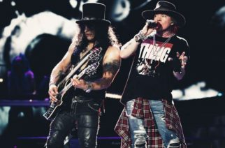 "Guns N' Roses julkaisi akustisen version ""Move to the City""-kappaleesta"