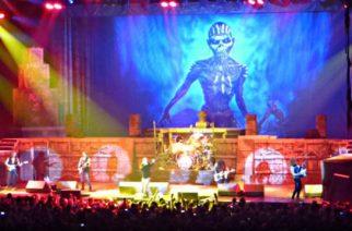 """Iron Maiden polkaisi käyntiin """"Legacy Of The Beast"""" -kiertueensa Tallinnasta: settilista keikalta nähtävissä"""
