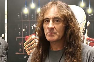 """Iron Maidenin Steve Harris: """"Emme ota mitään itsestäänselvyytenä"""""""