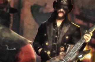 Lemmy Kilmister - Victor Vran -peli