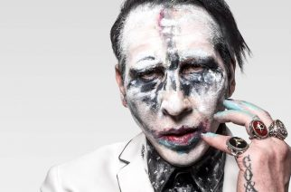"Marilyn Manson coveroi ""The Lost Boys"" -elokuvasta tutun ""Cry Little Sister"" -kappaleen"