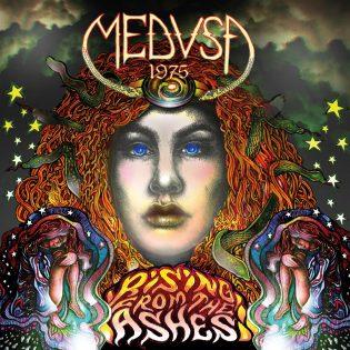 Tuulia menneestä – Medusa1975:n Rising from the Ashes
