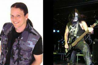 Ragnarok entinen basisti Tom Richardsen