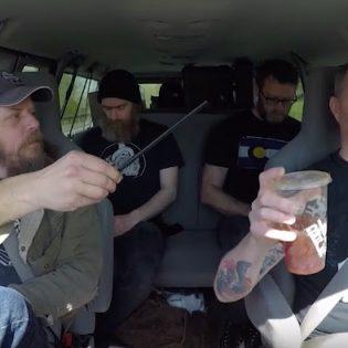 Kaljanhuuruista sludgea soittavalta Red Fangilta uusi musiikkivideo