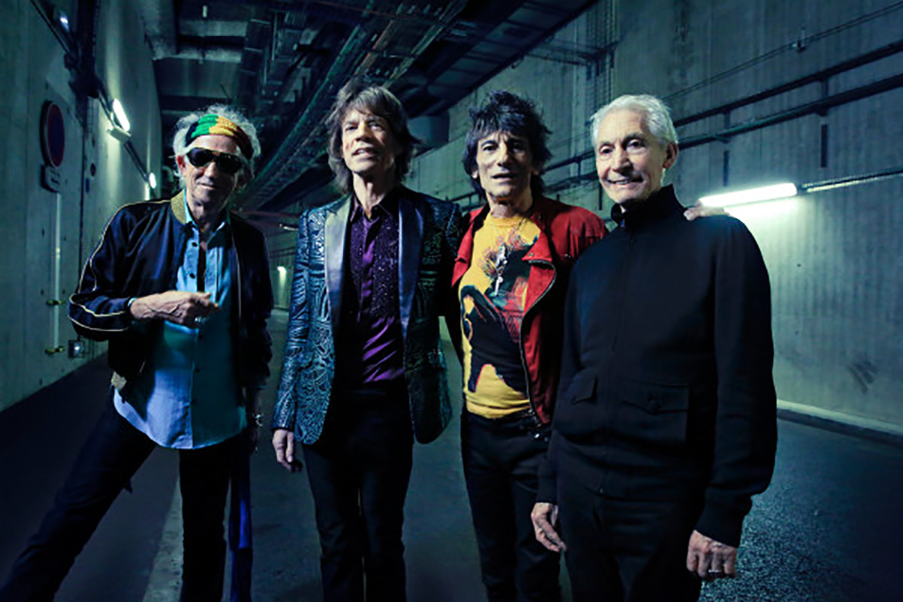 The Rolling Stones julkaisi Yhdysvaltojen-kiertueensa keikkakalenterin
