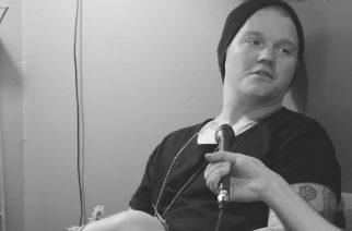 Underoathin Aaron Gillespie KaaosTV:lle: tulette kuulemaan meistä muutaman kuukauden kuluttua