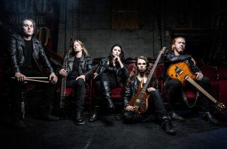 Heavy metallia tahkoavan Unleash The Archersin uusi kappale kuunneltavissa