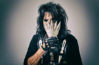 """Erikoishaastattelussa Qstockiin saapuva kauhurockin legenda Alice Cooper: """"Takaamme teille todella energisen show:n!"""""""