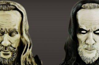 Behemothin Nergalista julkaistaan kaksi erilaista pienoispatsasta