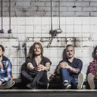 Jyväskyläläiseltä progressiivista metallia soittavalta Cønstantinelta uusi albumi kesäkuussa