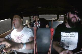Danko Jones lauloi autokaraokea Graspop Metal Meetingissä: katso hauska video tilanteesta
