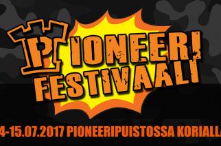 Osallistu kilpailuun ja voita VIP -liput Pioneerifestivaaliin!