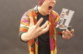 Riffimestariksi kruunattu Devin Townsend julkaisi uuden lyriikkavideon