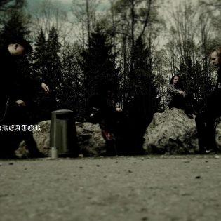 Tamperelainen black metal -kokoonpano Diskreator julkaisi uuden EP:n
