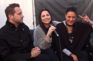 """Evanescencen Amy Lee KaaosTV:lle: """"Uusi albumimme tullaan julkaisemaan syyskuussa"""""""